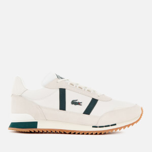 Lacoste Women's Partner Retro 319 Trainers - White/Off White