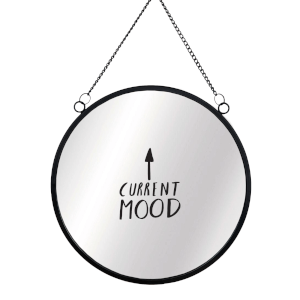 Current Mood Circular Mirror
