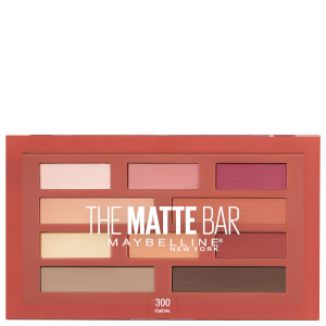 Maybelline Matte Bar Eyeshadow Palette 9.7g