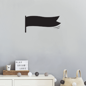 Flag Wall Art Vinyl
