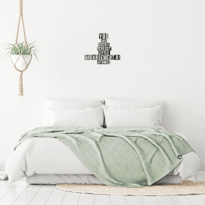 You Are Such A Perfect Little Arrangement Of Atoms Wall Decal