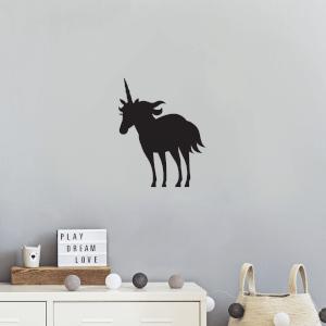 Unicorn Silhouette Wall Decal