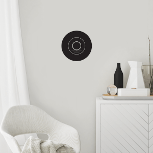 Vinyl Record Wall Decal