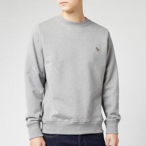 PS Paul Smith Men's Crew Neck Sweatshirt - Grey