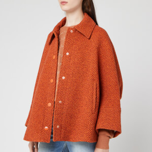 See By Chloé Women's Jacket - Orange/Red