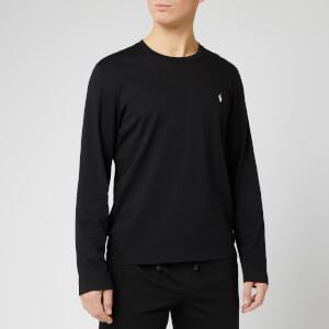 Polo Ralph Lauren Men's Long Sleeve Liquid Jersey T-Shirt - Polo Black