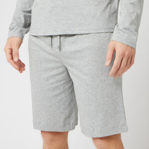 Polo Ralph Lauren Men's Jogger Shorts - Andover Heather
