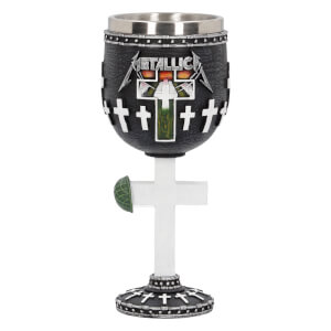 Metallica Master of Puppets Goblet