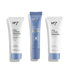 Lift & Luminate Triple Action Skincare System