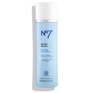 Radiant Results Purifying Toning Water