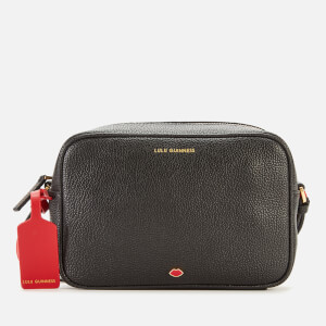 Lulu Guinness Women's Patsy Small Cross Body Bag - Black