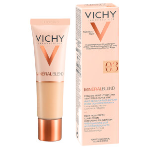 Vichy Mineralblend Fluid Gypsum Foundation 30ml