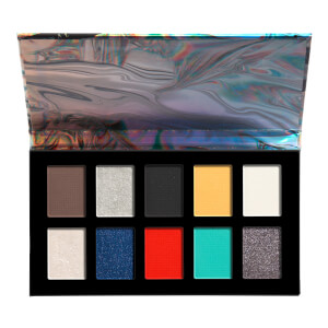 NYX Aquaria X Professional Makeup Color Palette