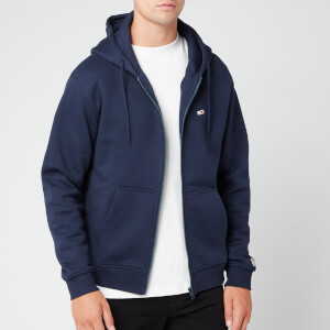 Tommy Jeans Men's Classics Zip Through Hoodie - Black Iris
