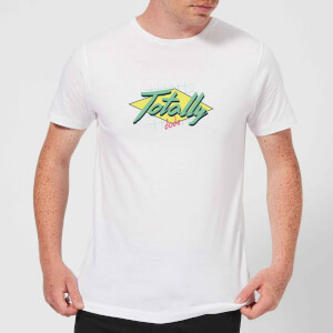 Totally Dude Men's T-Shirt - White