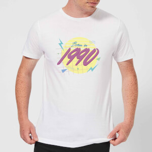 Born In 1990 Men's T-Shirt - White