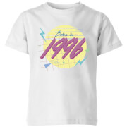Born In 1996 Kids' T-Shirt - White