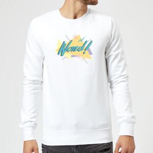 Word! Sweatshirt - White