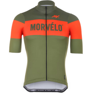 Morvelo Manouevre Standard Short Sleeve Jersey