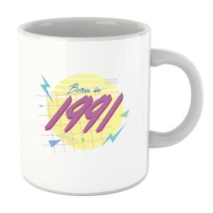 Born In 1991 Mug