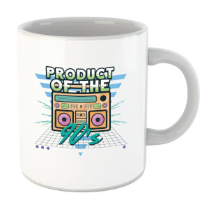 Product Of The 90's Boom Box Mug