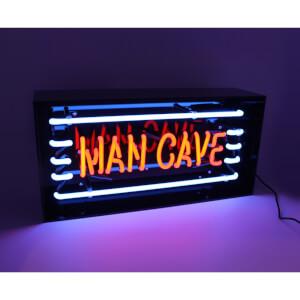 Locomocean Neon Acrylic Box - Man Cave