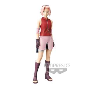 Banpresto Naruto Shippuden Sakura Shinobi Relations Grandista Staute