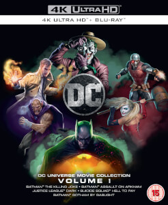 DC Animated Collection: Volume 1 - 4K Ultra HD