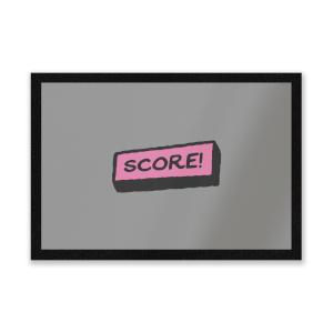 Score Entrance Mat