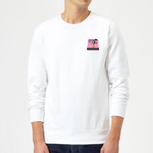 Small Polaroid Sweatshirt - White