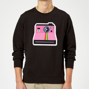 Polaroid Sweatshirt - Black