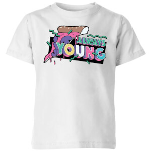 Always Young Kids' T-Shirt - White