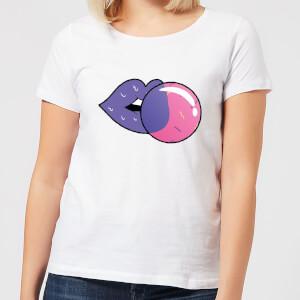 Bubblegum Women's T-Shirt - White