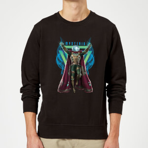 Spider-Man Far From Home Mysterio Magic Sweatshirt - Black