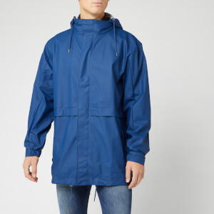RAINS Men's Tracksuit Jacket - Klein Blue