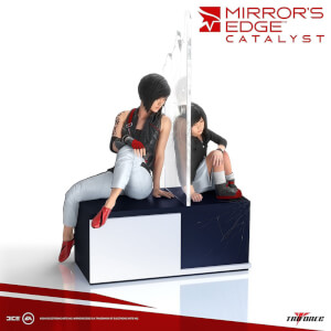Mirror's Edge Catalyst Collector's Edition Statue - 35cm (Game NOT Included)