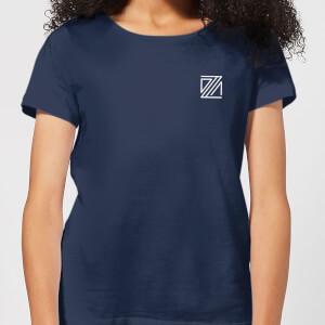 Dazza Pocket Women's T-Shirt - Navy