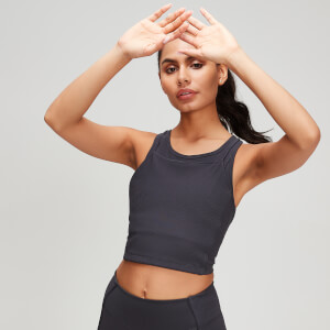 MP Textured Training Women's Vest - Grå