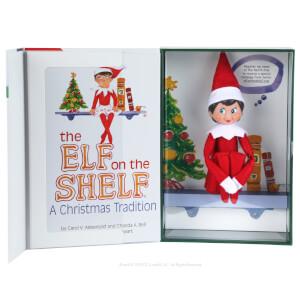 The Elf on the Shelf: A Christmas Tradition (Mädel)