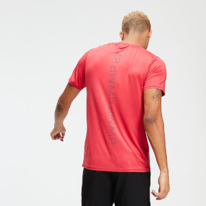 MP Men's Training T-Shirt - Washed Red