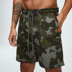Rest Day Men's Cargo Shorts - Camo