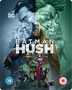 Batman Hush - Limited Edition Steelbook