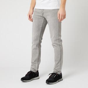 Emporio Armani Men's Grey Jeans - Grey