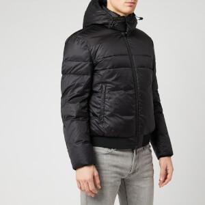 Emporio Armani Men's Puffa Jacket - Black