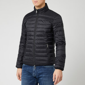 Emporio Armani Men's Basic Jacket - Black