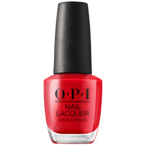 OPI Scotland Limited Edition Nail Polish - Red Heads Ahead 15ml