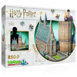 Harry Potter Hogwarts Great Hall 3D Puzzle (850 Pieces)