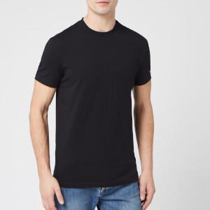 Dsquared2 Men's Maple Logo Crew T-Shirt - Black