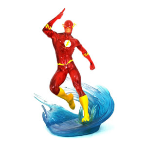 Diamond Select DC Gallery Speed Force Flash Statue - SDCC 2019 Exclusive
