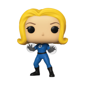 Marvel Fantastic Four Invisible Girl Pop! Vinyl Figure